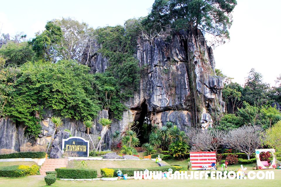 Pha Ngam Rock Garden