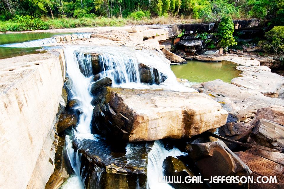 Kaeng Sopha Waterfall  Phitsanulok
