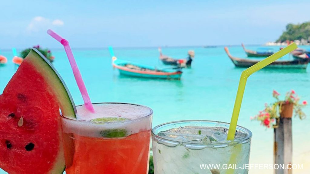 丽贝岛 泰国的天堂岛