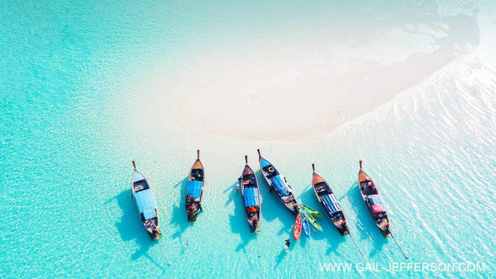 泰国的天堂岛
