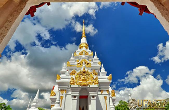 佛教旅游景点在素叻他尼府
