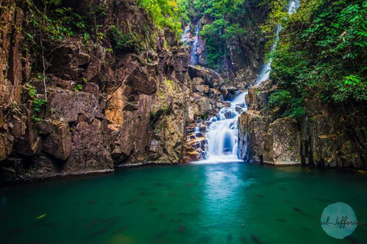 Pliw Waterfall