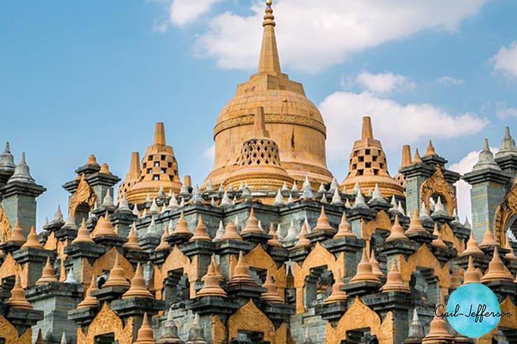 Wat Pa Kung Temple
