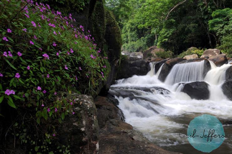 Pinning Nang Rong 瀑布