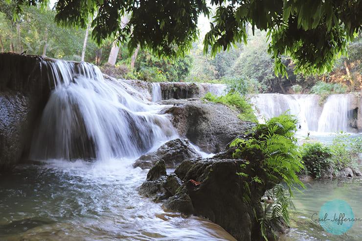 Chet Sao Noi 瀑布1