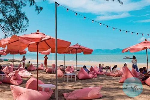 café tutu Beach