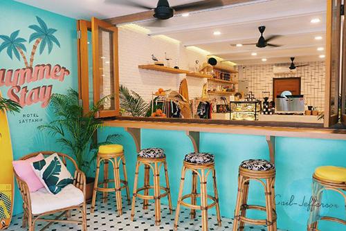Summer Stay Sattahip Cafe