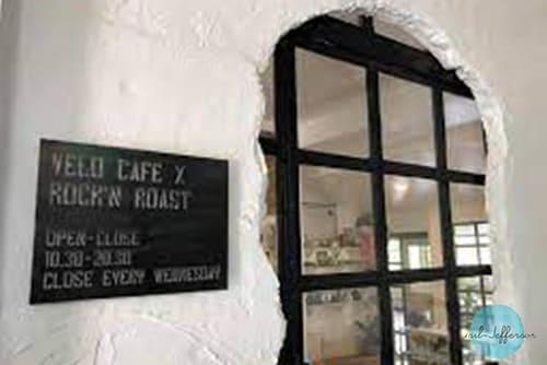 Velo Cafe' X Rock'n Roast 2